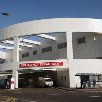 A newborn baby found on a park bench is being cared for at Edinburgh Royal Infirmary