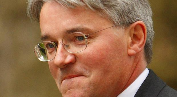Andrew Mitchell denies the allegation that he called the officers 'plebs'