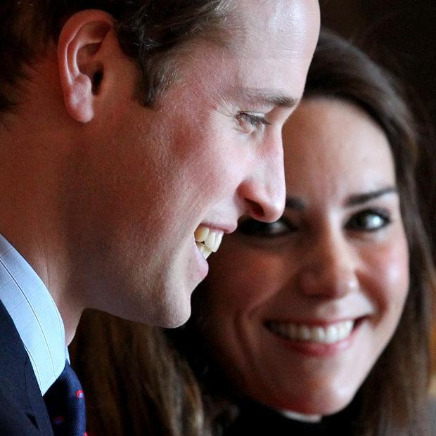 Kate is expected to give birth by the end of the week.