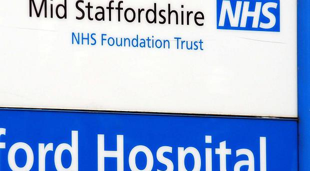 Mid Staffordshire NHS Foundation Trust was rocked by revelations that patients were 'routinely neglected' between 2005 and 2009