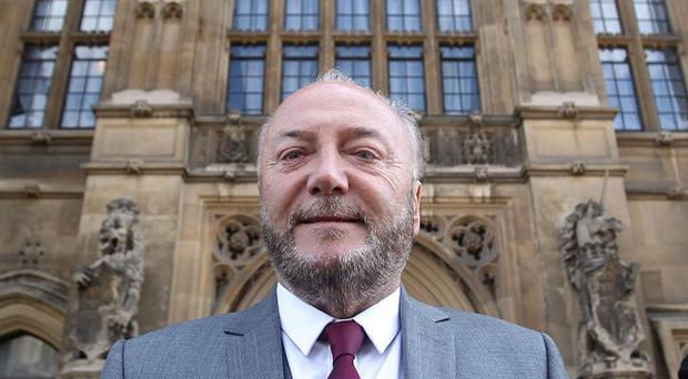 Respect MP George Galloway objected to Government plans to cancel Prime Minister's Questions so that senior ministers can attend Baroness Thatcher's funeral