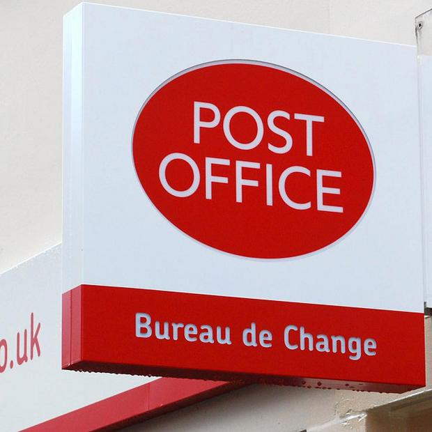 Workers at hundreds of Crown Post Offices are to strike in a dispute over closures, jobs and pay