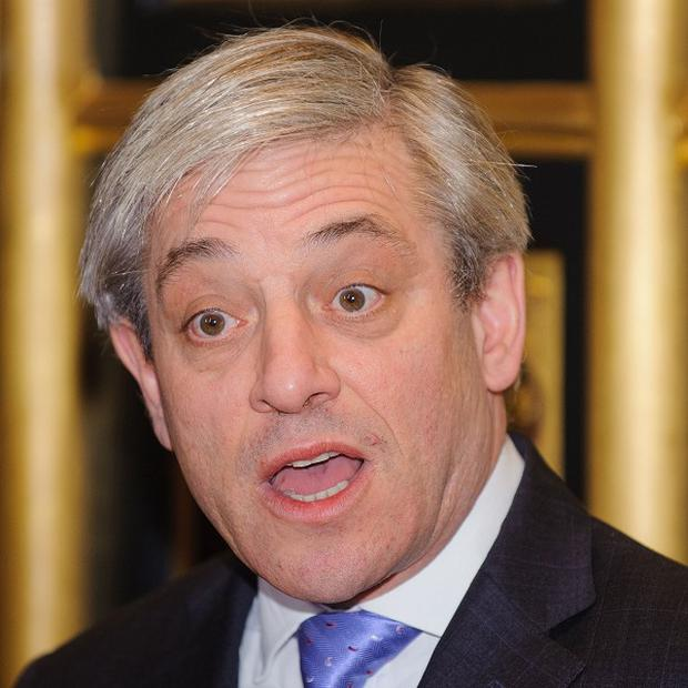 John Bercow's decision to exempt some grace-and-favour provisions from Freedom of Information requests drew criticism