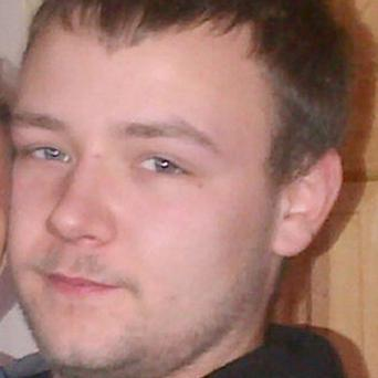 Jordan Stapleton was shot dead in his flat close to where his four-year-old son lay sleeping (PA/West Yorkshire Police)