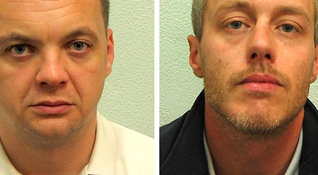 Gary Dobson and David Norris were jailed last year for their roles in the killing of 18-year-old Stephen Lawrence in April 1993