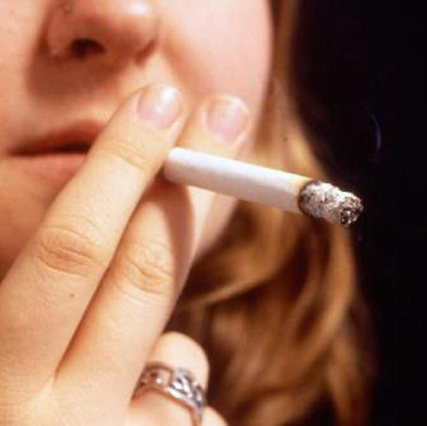 Experts warned of an increased risk of arthritis among women who smoke