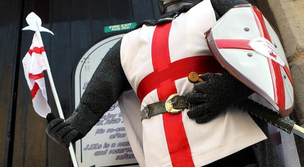 Multi-faith campaigners want St George to be a symbol of inclusivity