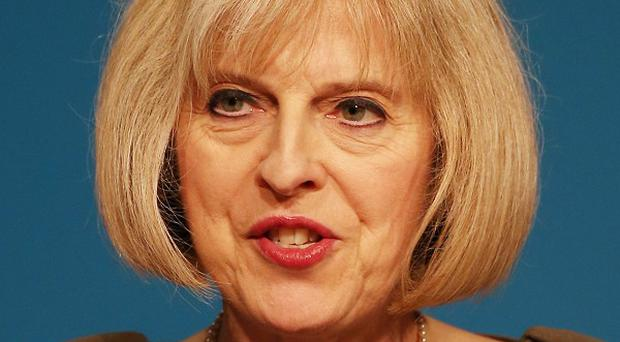 Theresa May suggested the Government plans to repatriate some European police and justice powers and then negotiate fresh deals