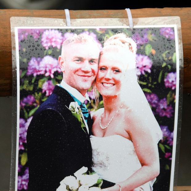 Ross and Clare Simons were killed when their tandem bike was struck by a car in Bristol