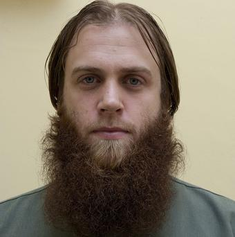 Richard Dart was jailed for six years at the Old Bailey for terrorism offences (Metropolitan Police/PA)