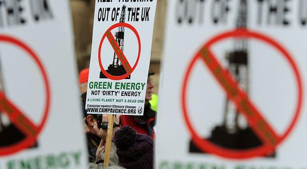 Many groups are opposed to the introduction of fracking in the UK