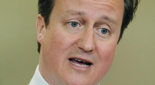 Prime Minister David Cameron said the Tories need to win 'the battle of ideas'