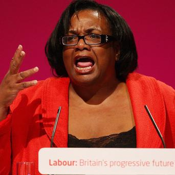 Diane Abbott said that there is a 'liver disease crisis'