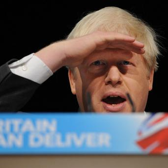 Boris Johnson said the popularity of Ukip suggests the Conservative approach was 'broadly popular'