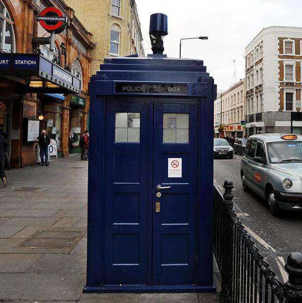 A think-tank suggests opening up modern versions of the 'Tardis' police box