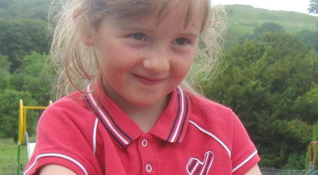 April Jones' body has never been found despite a major operation led by Dyfed Powys Police