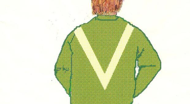 Police say they have received three calls about a distinctive green jacket (Metropolitan Police/PA)