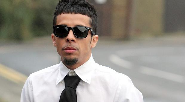 Dappy was given a six-month sentence, suspended for 18 months, for assault and affray