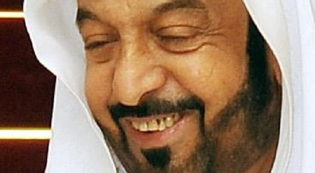 UAE president Sheikh Khalifa bin Zayed Al Nahyan will meet the PM on the second day of his state visit