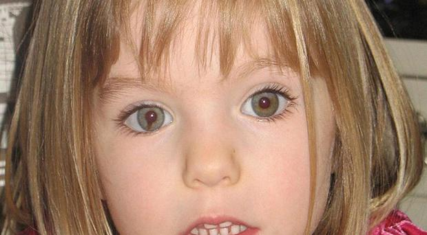 Madeleine McCann disappeared from her family's holiday apartment in Praia da Luz in Portugal's Algarve on May 3 2007