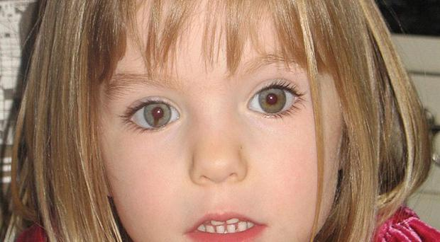 Madeleine McCann went missing in the Algarve on May 3 2007