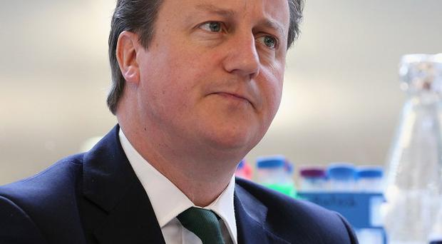 David Cameron said he wanted to show 'respect' for people who voted Ukip
