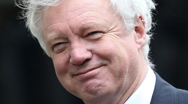 David Davis MP said the Prime Minister should stop surrounding himself by Old Etonians