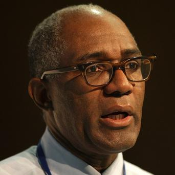 Trevor Phillips said white Britons choosing not to live in minority-dominated areas 'ought to make us a little anxious'