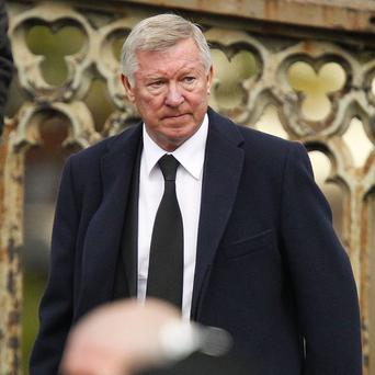 Manchester United has refused to address rumours that long-time manager Sir Alex Ferguson may step down