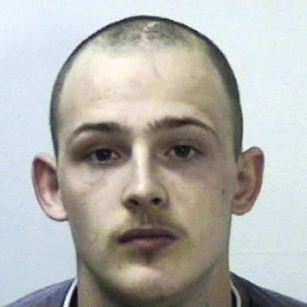 Andrew Farndon escaped from a prison van in Suffolk last year