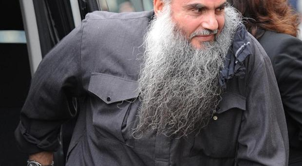 Abu Qatada was arrested in March for alleged bail breaches and is currently being held in Belmarsh prison