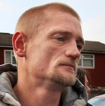 Stuart Hazell is accused of murdering 12-year-old Tia Sharp