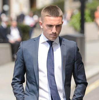 Anton Rodgers, son of Liverpool FC boss Brendan Rodgers