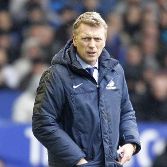 Everton manager David Moyes is leaving the club at the end of the season