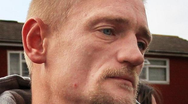 In a letter to his father, murder accused Stuart Hazell said he had made 'one mistake and my whole world has collapsed'