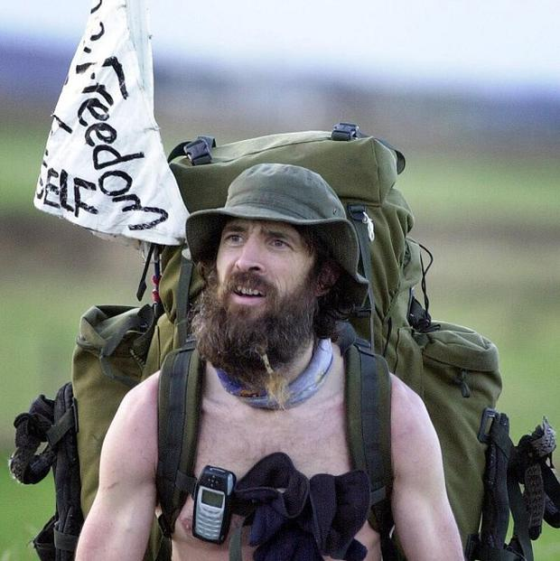 'Naked Rambler' Stephen Gough has been found guilty of nine public order offences