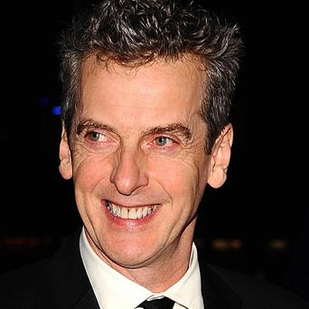Peter Capaldi is nominated for two TV Baftas