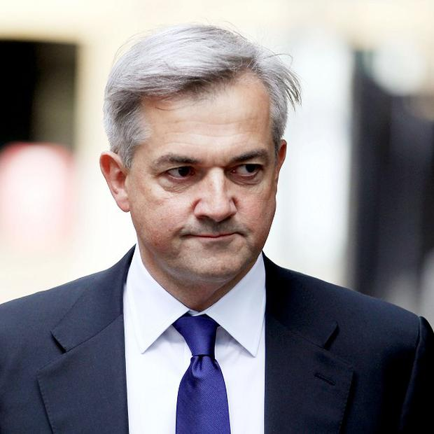 Chris Huhne is currently in HMP Leyhill in Gloucestershire