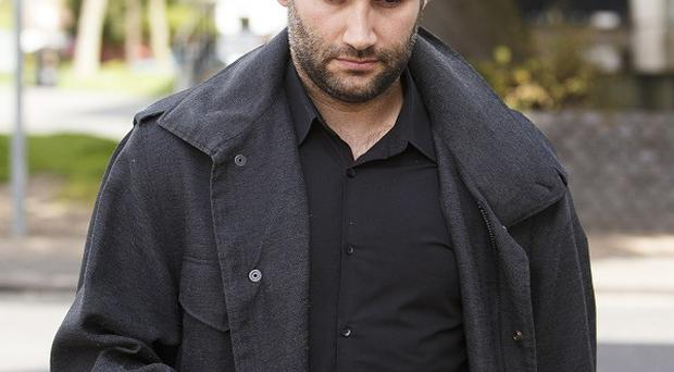 Dane Bowers leaves Worthing Magistrates' Court