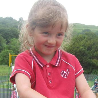 April Jones, five, vanished while playing on her bike near her home in Machynlleth, Mid Wales, on October 1 last year