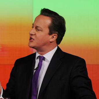 David Cameron insisted nothing can be read into the result because he gave backbenchers a free vote