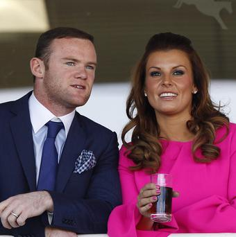 Wayne and Coleen Rooney are expecting their second child