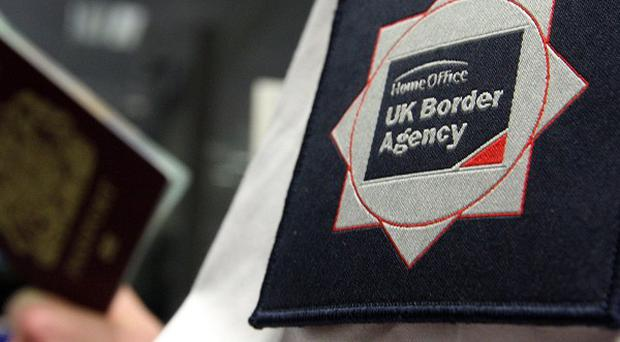 A net flow of 153,000 migrants came to the UK in the year to September 2012