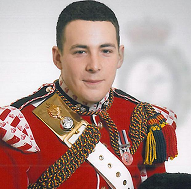 Drummer Lee Rigby, 25, was named as the soldier hacked to death in Woolwich (MoD/PA)