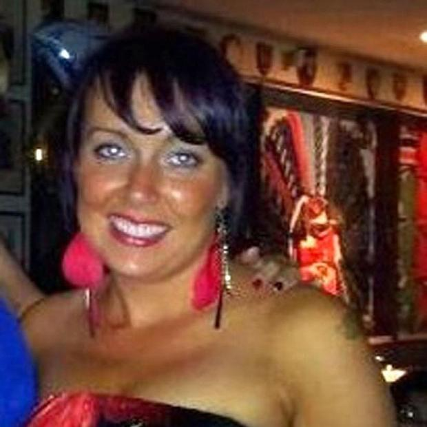 Karina Menzies was run down and killed outside Ely Fire Station in Cardiff