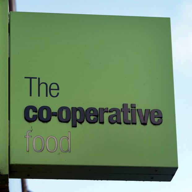The Co-operative initiative will see waste food and flowers sent for a process known as anaerobic digestion