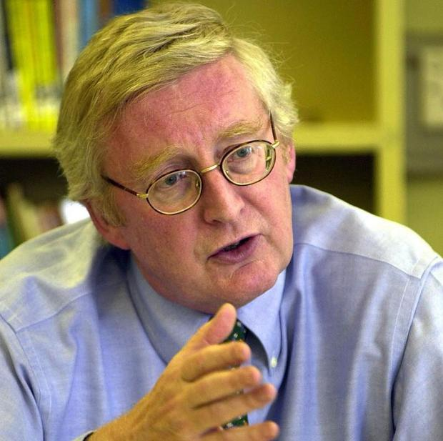Labour's Lord Warner says the NHS should no longer be exempt from Government spending cuts