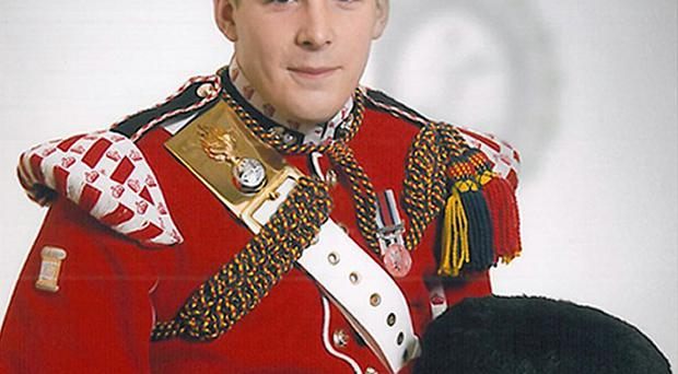 Drummer Lee Rigby was killed on May 22 in Woolwich, south-east London (MoD/PA)