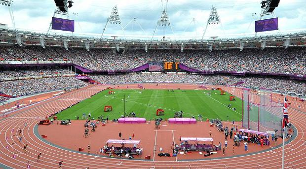 The Olympic Stadium is likely to host events in the Gay Games if London's bid is successful