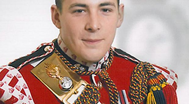 A second man has been charged with the murder of Drummer Lee Rigby (MoD/PA)